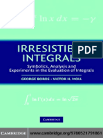 Irrestible Integrals