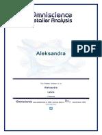 Aleksandra Latvia