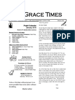 Read Grace Times January 2016