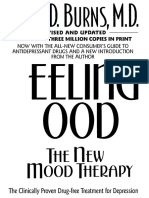 Feeling good the new mood therapy - David D. Burns.pdf