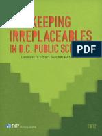 TNTP_DCIrreplaceables_2012