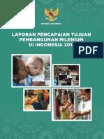 Laporan MDGs 2014 Final