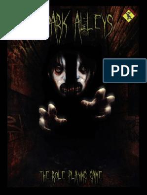 In Dark Alleys - Corebook | Gender Identity | Gender