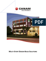 Canam Multi Story Building