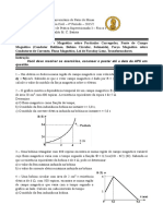 Exercícios APS Física 3 2015