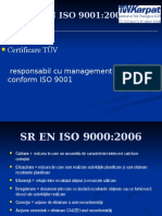 Curs de Manager ISO 9001