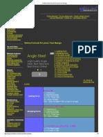 Useful Online Formula for Press Tool Design