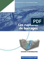 Rupture de Barrage