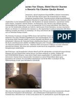 Luxushotels Mit Charme Nur Elsass, Hotel Durch Charme Elsass, Gemuetliche Resorts Via Charme Qualys Resort
