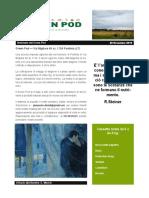 GreenPod Notiziario 29 Novembre 2015