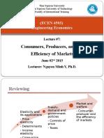 [Eng.economics] Lecture #7