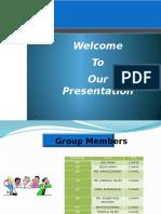 presentation on mathematics for finance