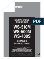 Ws400s Ws500m Ws510m English u02 Manual