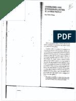 Urbaneja, D. B. (Consideraciones Sobre Metodología en La Historia de Las Ideas Políticas)