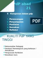 PdP Alaf 21