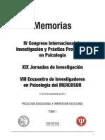 2012 en Memorias Del IV Congreso Int. De