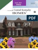 April 2010 Scky Homes
