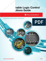 TI - Texas Instruments - slyy041c - Programmable Logic Control (PLC) Solutions Guide