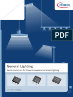 Infineon ApplicationBrochure General Lighting Brochure ABR v01 00 En