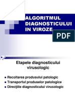 LP 1 - Algoritmul de Diagnostic Virusologic