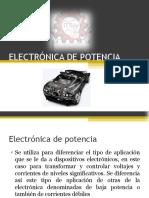 1. Electrónica de Potencia
