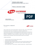 Gsp Catering Srl