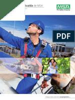 Catalog Fall-Protection - ES MSA Trabajos en Alturas