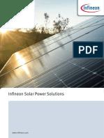 Infineon-ApplicationBrochure Solutions for Solar Energy Systems-ABR-V01 00-En