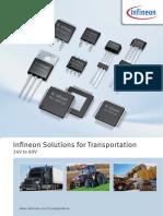 Infineon Solutions for Transportation 24V 60V ABR v00 00 En