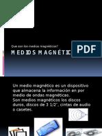 Medios Magnéticos