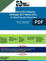 DDGF ISP Presentation Feed Training SEAFDEC Sept. 1-5