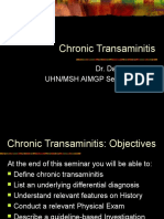 Chronic Transaminitis 07