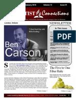 newsletter january 2016