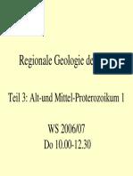 Regionale Geologie Alt Und Mittel Proterozoikum1