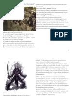 Aventura Eberron Tumba de Axatasamat para D&D