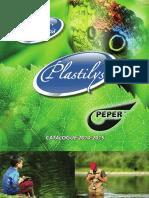 Plastilys 2014 Catalog