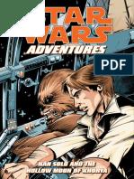 Starwars Adventures Hansolo