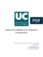 Uso Big Data en Las Organizaciones- David López GarcíaS
