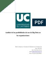 Uso Big Data en Las Organizaciones- David López GarcíaS