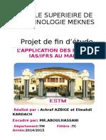 Ecole Superieire de Technologie Meknes
