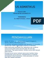 ppt asmatikus