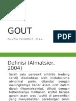 NCP Gout