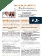 Bioestimulación Con Factores de CRECIMIENTO en Celulitis
