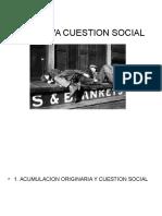 Cuestion Social y Gasto Publico