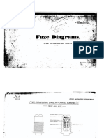 Royal Laboratory Department Fuze Diagrams 1917