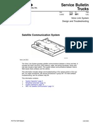 PV776-TSP156441 | Global Positioning System | Trailer (Vehicle)