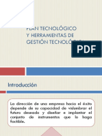 4.Plan Tecnológico