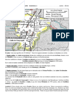 Ecuador mapa físico