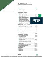 Catalogo completo de sensores