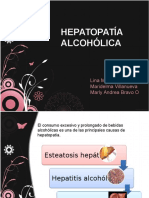 1. Hepatopatia Alcoholica